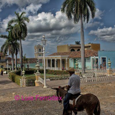 Cuba. Trinidad I